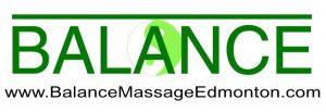 Balance Massage Edmonton